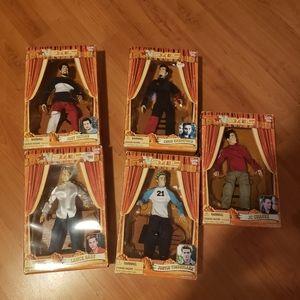 Nsync Dolls